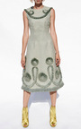 Fringe Detail Sleeveless Dress by ALENA AKHMADULLINA for Preorder on Moda Operandi