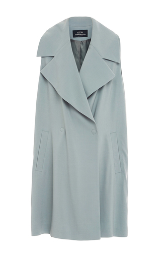 Double Breasted Oversized Vest by ALENA AKHMADULLINA for Preorder on Moda Operandi