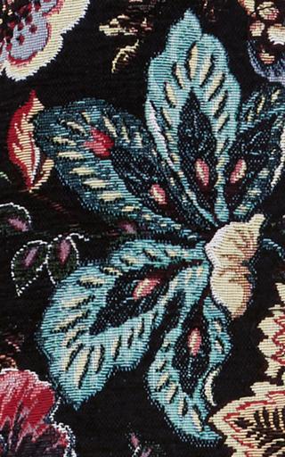 Embroidered Flower Coat   by ALENA AKHMADULLINA for Preorder on Moda Operandi