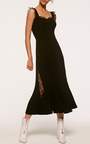 Ribbed Silk Knit Dress by ADAM LIPPES for Preorder on Moda Operandi