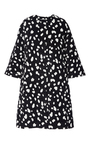 Dalmation Cotton Chenille Jacquard Opera Coat by ADAM LIPPES for Preorder on Moda Operandi