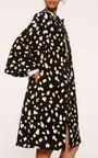 Dalmation Cotton Chenille Jacquard Mini Skirt by ADAM LIPPES for Preorder on Moda Operandi