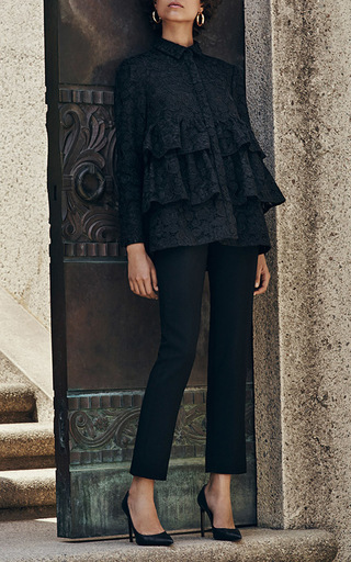 Straight Leg Trousers by CO for Preorder on Moda Operandi
