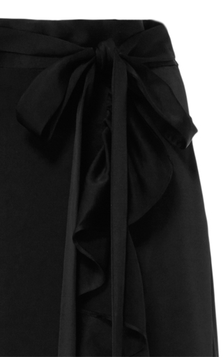 High Waist Ruffled Skirt by CO for Preorder on Moda Operandi