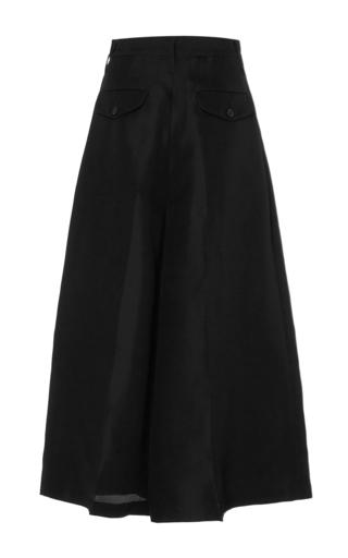 Black Wide Leg Culottes by CO for Preorder on Moda Operandi