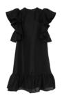 Ruffled Mini Dress by CO for Preorder on Moda Operandi