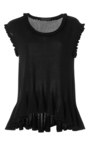 Fine Knit Sleeveless Top by CO for Preorder on Moda Operandi