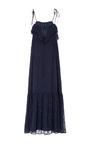 Tiered Chiffon Tank Dress by CO for Preorder on Moda Operandi