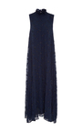 High Neck Sleeveless Maxi Dress by CO for Preorder on Moda Operandi