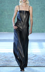 Lapo Leather Jumpsuit by HELLESSY for Preorder on Moda Operandi