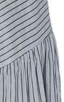 Amalfi Sky Tiered Maxi Skirt by HELLESSY for Preorder on Moda Operandi