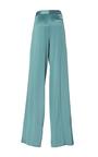 Alto Aqua Wide Leg Pants by HELLESSY for Preorder on Moda Operandi