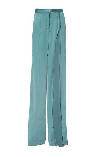 Medium hellessy blue alto aqua straight leg pants