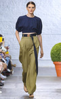 Belt With D Rings by TIBI for Preorder on Moda Operandi