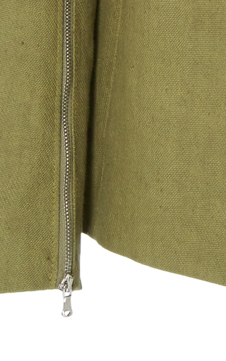 Moss Drop Shoulder Blazer by TIBI for Preorder on Moda Operandi
