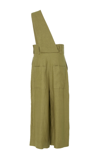 Asymmetrical Jumpsuit by TIBI for Preorder on Moda Operandi