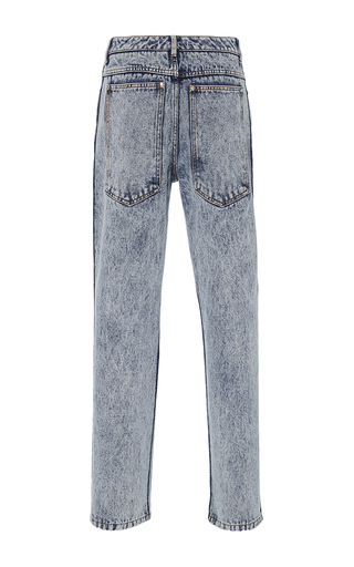 Trish Acid Wash Jeans by TIBI for Preorder on Moda Operandi