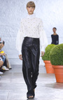 Charlotte Beaded Blouse by TIBI for Preorder on Moda Operandi