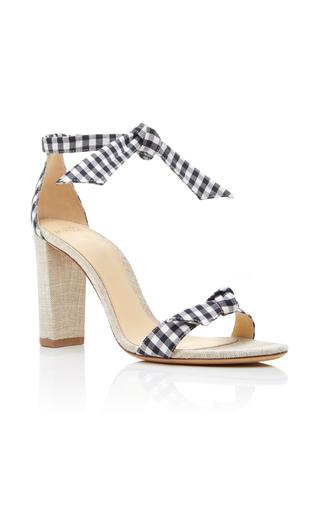Medium alexandre birman multi clarita gingham sandal
