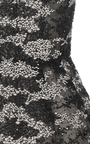 Embroidered Tulle Strapless Cocktail Dress by MONIQUE LHUILLIER for Preorder on Moda Operandi