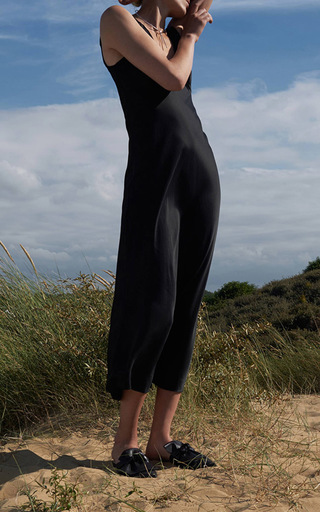 Cursa Bias Cut Slip Dress by BEAUFILLE for Preorder on Moda Operandi