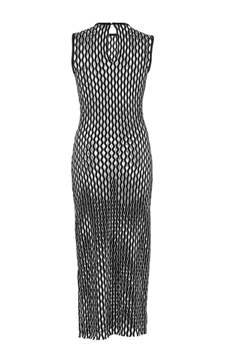 Norma Knit Mesh Dress by BEAUFILLE for Preorder on Moda Operandi