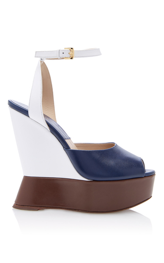 Marilyn Runway Sandal by MICHAEL KORS COLLECTION for Preorder on Moda Operandi