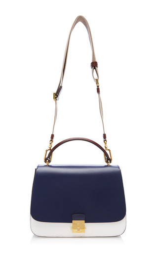 Shoulder Flap Bag With Top Handle by MICHAEL KORS COLLECTION for Preorder on Moda Operandi