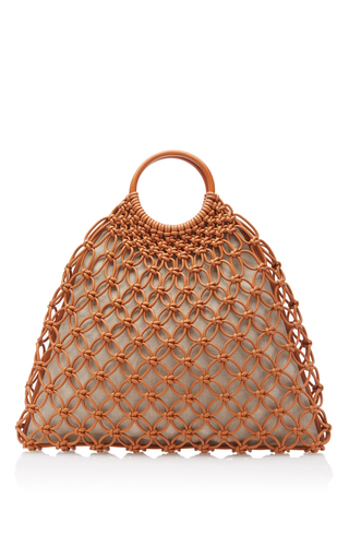 Ring Tote Bag by MICHAEL KORS COLLECTION for Preorder on Moda Operandi