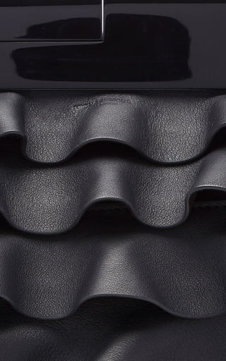 Ruffle Clutch by MICHAEL KORS COLLECTION for Preorder on Moda Operandi
