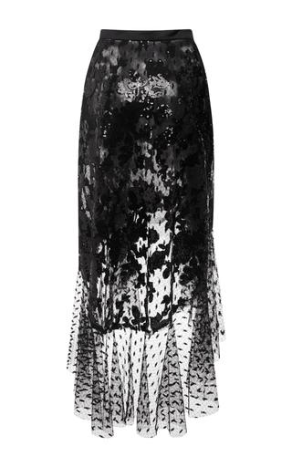 Embellished Ruffle Skirt by RODARTE for Preorder on Moda Operandi