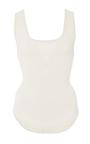 Stretch Viscose Bodysuit by SALLY LAPOINTE for Preorder on Moda Operandi