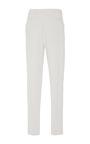 Pebble Crepe Viscose Trouser by SALLY LAPOINTE for Preorder on Moda Operandi