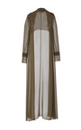 Chiffon Duster by SALLY LAPOINTE for Preorder on Moda Operandi