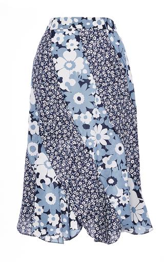 Contrast Panel Skirt by MICHAEL KORS COLLECTION for Preorder on Moda Operandi