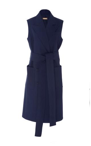Sleeveless Coat by MICHAEL KORS COLLECTION for Preorder on Moda Operandi
