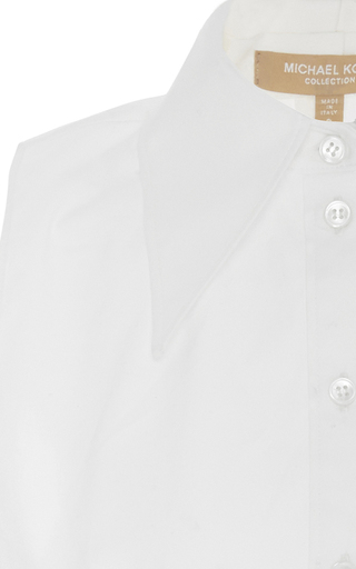 Collared Bib by MICHAEL KORS COLLECTION for Preorder on Moda Operandi