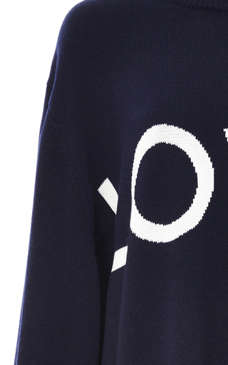 Love Crewneck by MICHAEL KORS COLLECTION for Preorder on Moda Operandi