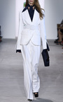 Belted Blazer by MICHAEL KORS COLLECTION for Preorder on Moda Operandi