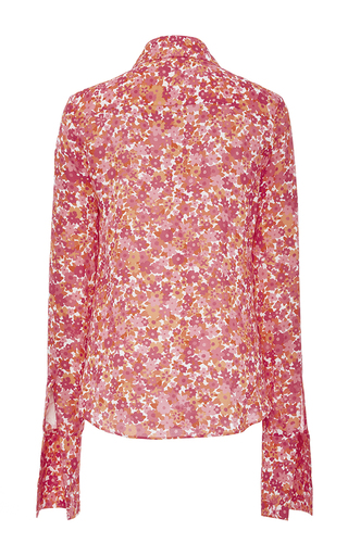 Azalea French Cuff Shirt by MICHAEL KORS COLLECTION for Preorder on Moda Operandi