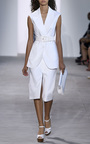 Sleeveless Jacket by MICHAEL KORS COLLECTION for Preorder on Moda Operandi