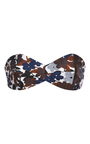 Floral Print Bandeau by MICHAEL KORS COLLECTION for Preorder on Moda Operandi