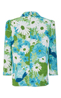 Strong Shoulder Blouse by MICHAEL KORS COLLECTION for Preorder on Moda Operandi