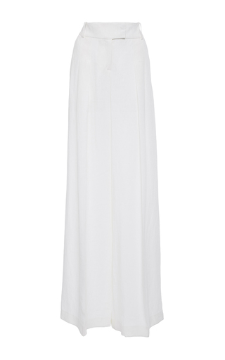 Medium michael kors white palazzo trouser