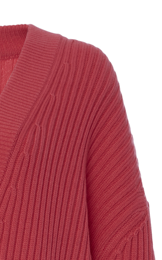 Long Sleeve Oversized Cardigan by MICHAEL KORS COLLECTION for Preorder on Moda Operandi