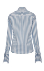 Chambray French Cuff Shirt by MICHAEL KORS COLLECTION for Preorder on Moda Operandi