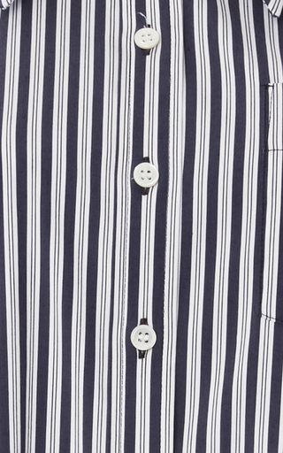 Maritime French Cuff Shirt by MICHAEL KORS COLLECTION for Preorder on Moda Operandi