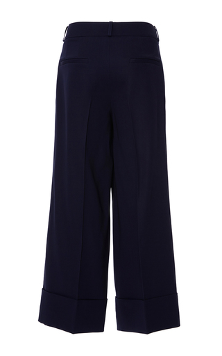 Maritime Cuffed Gaucho by MICHAEL KORS COLLECTION for Preorder on Moda Operandi