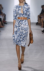 Bias Empire Keyhole Dress by MICHAEL KORS COLLECTION for Preorder on Moda Operandi