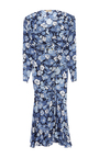 Draped Dress With Belt by MICHAEL KORS COLLECTION for Preorder on Moda Operandi